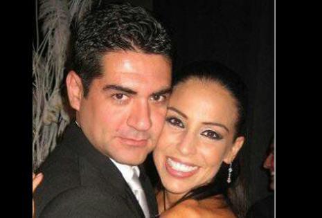 En 2007, cuando estaban recién casados