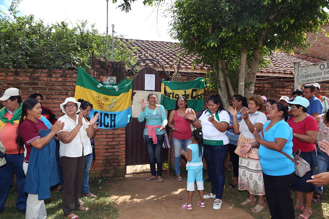 Denuncian creación de centrales indígenas paralelas afines al MAS