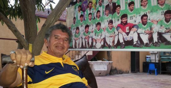 'Ratón' Rodríguez es una persona muy querida en el ambiente del fútbol nacional. Sus familiares, amigos y exmundilistas, se unen para ayudarlo en una actividad benéfica