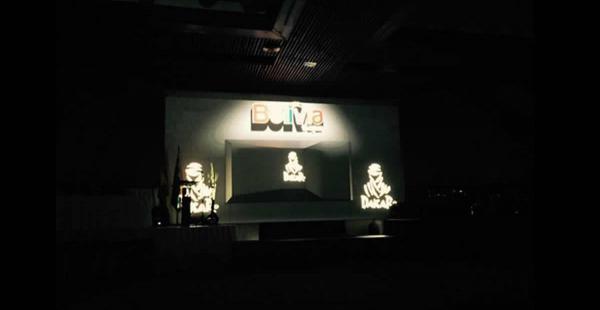Así inicio la presentación oficial del Dakar 2016, en Bolivia. El acto contó con la presencia de autoridades de la ASO, del Gobierno Nacional y de pilotos bolivianos
