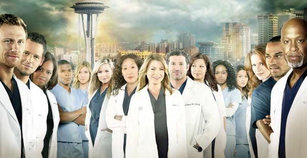 Con 11 temporadas en el aire, Grey's Anatomy aún se mantiene entre las series más vistas en EEUU y el mundo
