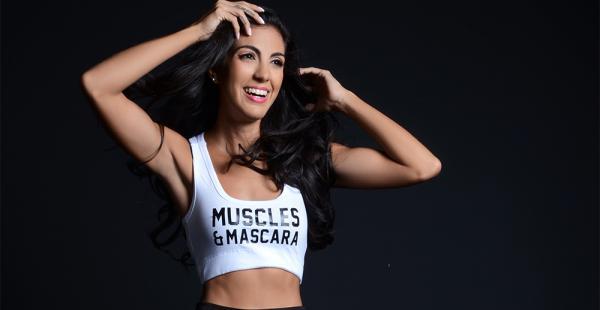 Versátil en sus actividades, la productora de moda Lucía Gala no cesa de crear y crecer en su ámbito