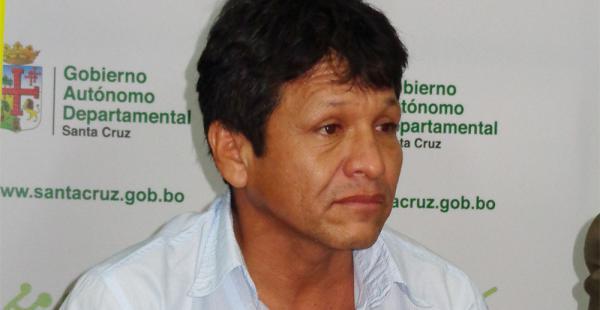 José Cabrera fue boxeador; ahora es dirigente