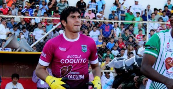 El portero José Peñarrieta fue uno de los jugadores más destacado del campeonato Clausura. Su buen nivel lo llevó a ser convocado por Mauricio Soria a la selección nacional