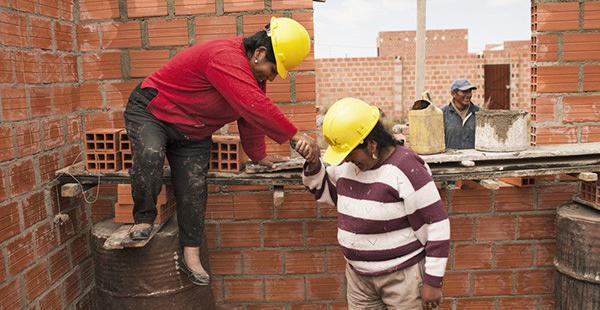 Unión de Mujeres Trabajadores de la Construcción