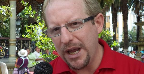 Adrián Oliva resultó ganador en las elecciones del 29 de abril y en la segunda vuelta electoral celebrado el tres de mayo. Es el nuevo gobernador electo de Tarija