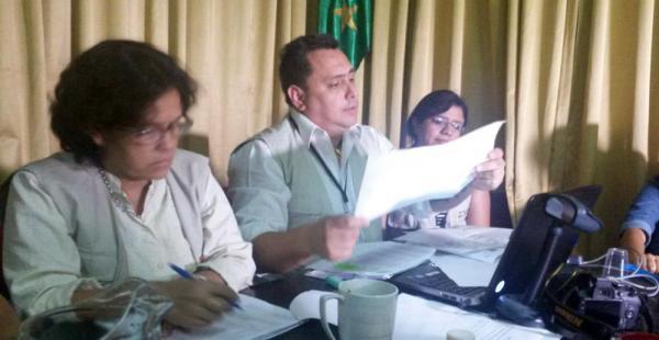 Se reinició en el Beni el recuento de votos de la segunda vuelta para elegir al gobernador del departamento