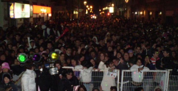 """Cientos de personas participaron de la """"Marcha de la Diversidad Sexual y por la no Discriminación"""""""