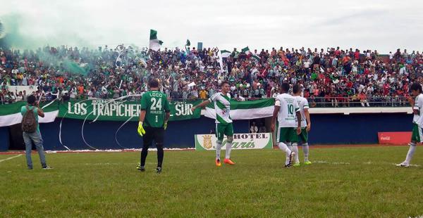 El Club Atlético Bermejo será el primero en actuar de local en la disputa por el ascenso al fútbol profesional boliviano en el estadio Fabián Tintilay, en el municipio del mismo nombre