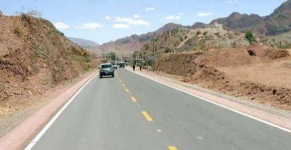 El accidente de tránsito se produjo en el kilómetro 70 de la carretera Cochamba - Oruro