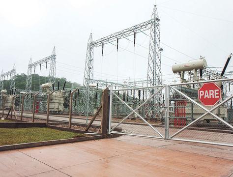 Tarija. La termoeléctrica del Sur genera 160 megavatios (MW).