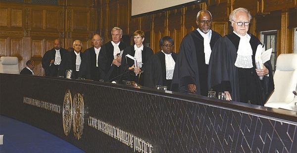 El 24 de septiembre se sabrá si ese tribunal es competente o no para conocer la demanda marítima