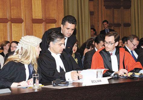 No se toca 1904, hay temas pendientes, Chile irrespeta a la Corte.