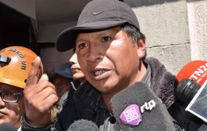 """Llally en Potosí: """"Los ispis han vencido a los tiburones"""""""