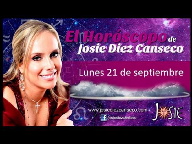 Josie Diez Canseco: Horóscopo del lunes 21 de septiembre (FOTOS)