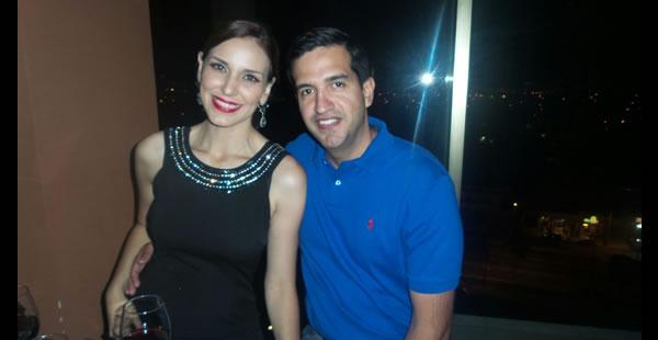 Gabriela Oviedo y José Antonio Zankis