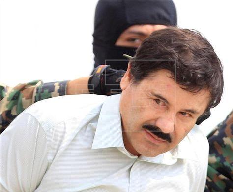 Chapo Guzman , EFE.