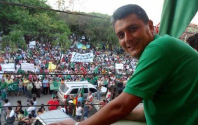 Ernesto Suárez reaparece para sumar militantes y fortalecer campaña de oposición a reelección