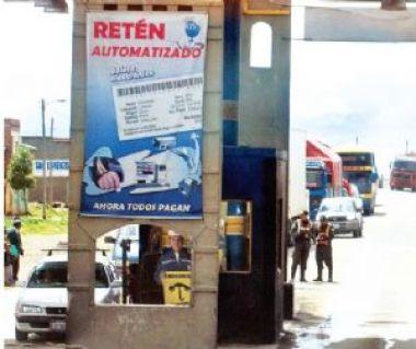 Vías Bolivia plantea subir hasta en  60% el peaje en rutas nuevas