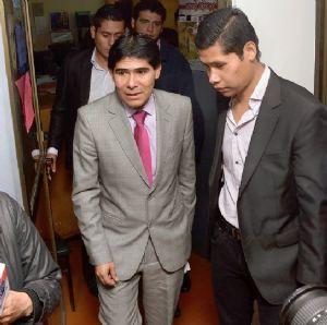 Pérez declaró cuatro horas ante la Fiscalía por el caso Belaunde