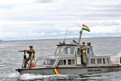 Narcotraficantes  trasladan la cocaína de Puno a la Isla del Sol