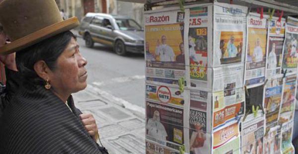 Los medios impresos consideran que fue una imposición la aprobación del seguro de vida para los periodistas.