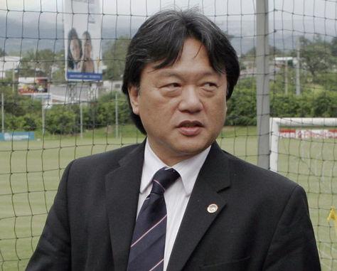 Eduardo Li, expresidente de la Federación Costarricense de Fútbol. Foto: cb24.tv