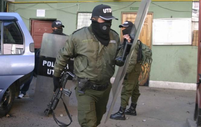 Uniformados amenazan con marchar hacia La Paz si no se dejan sin efecto órdenes de destino
