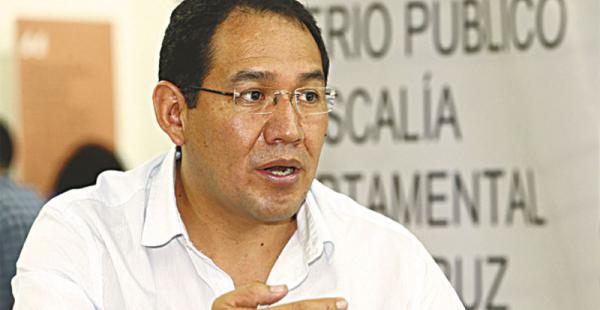 El fiscal Ramiro Guerrero debe presentar informe al Senado