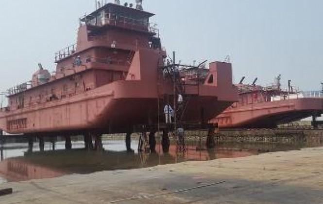 Ministro Ferreira admite que el Estado perderá al menos $us 10 millones por las barcazas chinas