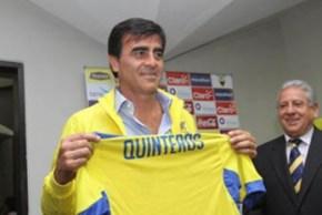 RIVALIDAD. Quinteros volverá a enfrentar a Bolivia, antes lo hizo en la Copa América. - Agencia de noticias  EFE Agencia