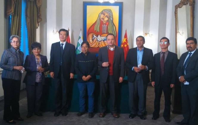 China condonará la deuda de los créditos sin interés concedidos a Bolivia