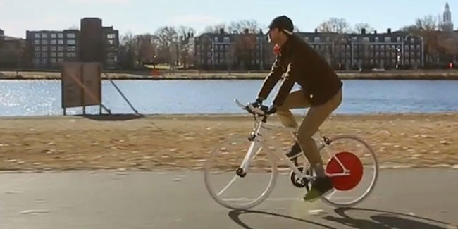 Bici Vodafone Copenhague