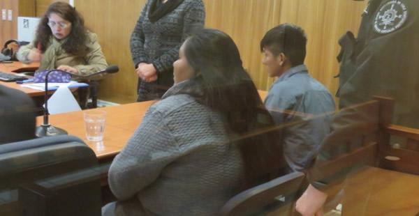 Ambos compatriotas fueron detenidos pretendiendo traficar droga en septiembre de la pasada gestión.
