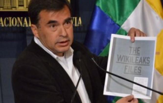 Autores de libro sobre Wikileaks niegan que EEUU hubiera planeado asesinar al presidente Evo Morales