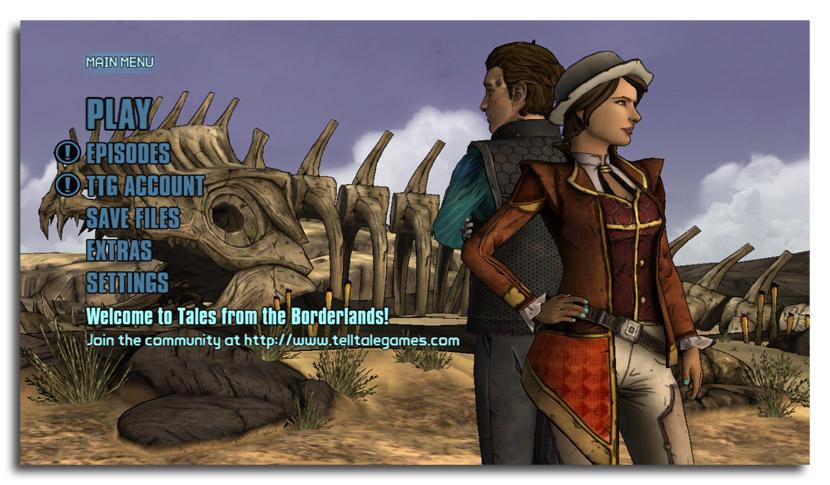 tales from the borderlands El primer episodio de Tales from the Borderlands pasa a ser gratuito en Android