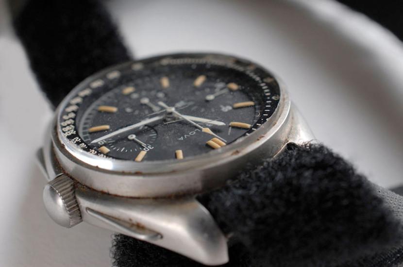 David scott reloj viajo a la luna bulova 2 El reloj de Bulova de David Scott, que pisó la luna, puede ser tuyo