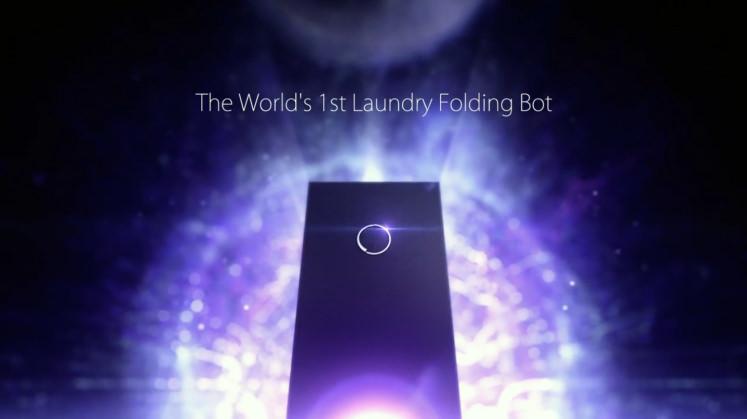 laundroid Japón desvela la primera lavadora del mundo que dobla la ropa, Laundroid