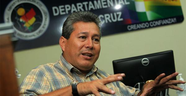 Prevé cumplir un año en el cargo, durante la  reunión de fiscales  de 21 países en Santa Cruz de la Sierra
