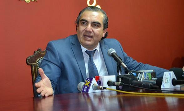 El ministro de Autonomías y Descentralización, Hugo Siles. | Foto archivo -   Abi Agencia