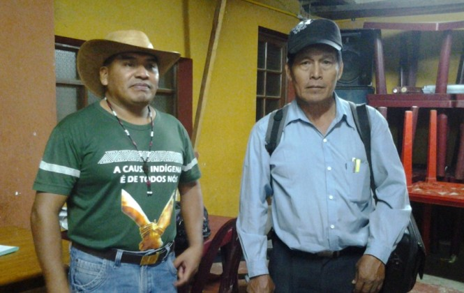 Líder guaraní plantea que Evo sea juzgado en el Tribunal de Justicia Climática que quiere crear