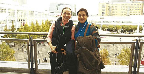 Sara Mansilla preside la Cámara del Libro; Suárez, el PEN Bolivia