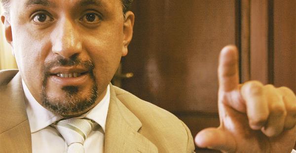 criticó a las naciones unidas Sacha Llorenti cree que la ONU es un ente anquilosado
