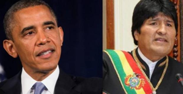 Gobierno de EEUU rechaza reunión entre Evo y Obama