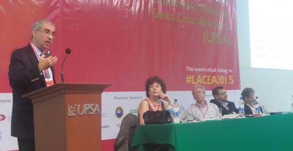 Santiago Levi, vicepresidente del Banco Interamericano de Desarrollo (BID), también participa de la reunión de Lacea (Asociación de Economía de América Latina y el Caribe)