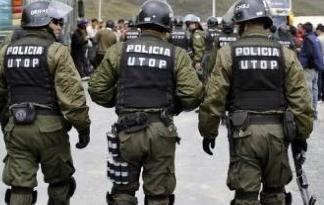 Funcionarios de la Fiscalía y policías son imputados por robo de maquinaria industrial en El Alto