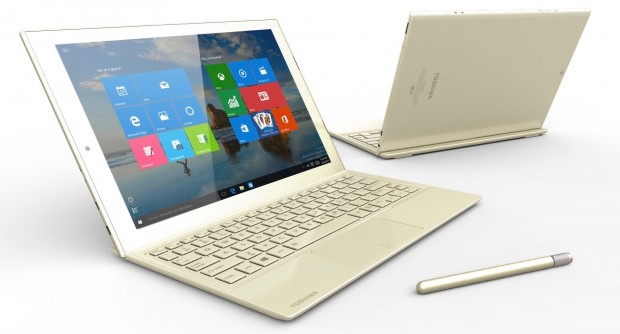 DynaPad Toshiba DynaPad, otra alternativa a las Surface de Microsoft