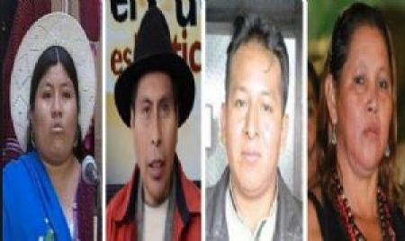 Denuncian que Rodolfo Machaca y Juanita Ancieta presionaban para beneficiarse con proyectos del exFondioc