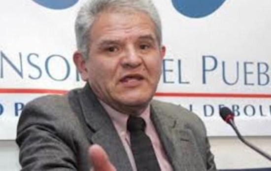 Defensor dice que no comparte que se abra la Constitución sólo para modificar el artículo 168