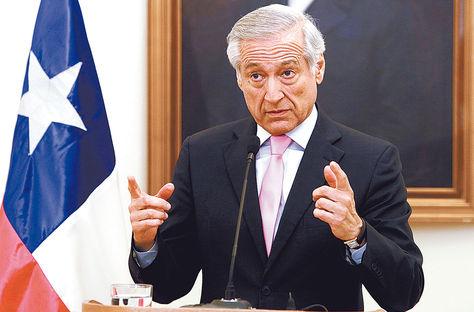 El jefe de la diplomacia chilena, Heraldo Muñoz. Foto: EFE